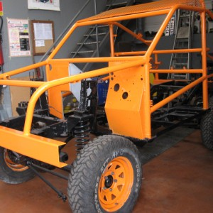 Chassis Orange