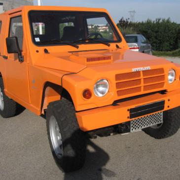 Vente Auverland Orange